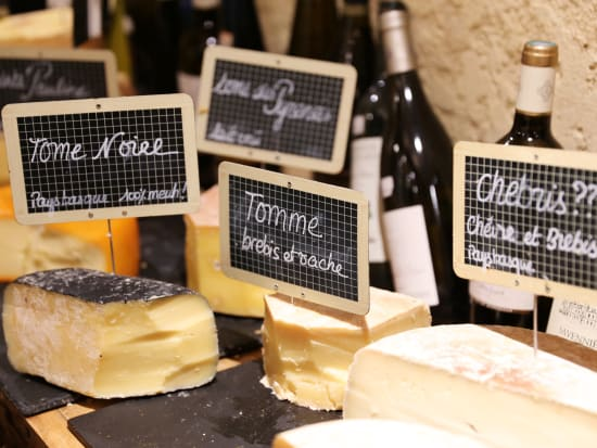 Fromages  - Baud & Millet