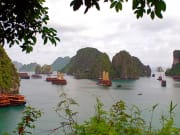 halong bay full day cruise from hanoi
