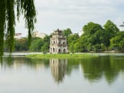 Hoan Kiem lake Ho Chi Minh Private Day Tour