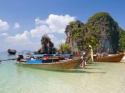 Hong Island from Krabi