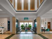 Madinat Jumeirah - Talise Spa - Reception area