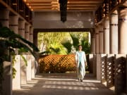 Madinat Jumeirah - Talise Spa - Walkway