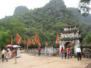 Temple of King Dinh day tour from hanoi