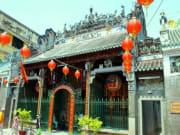 Vietnam Ho Chi Minh City Thien Hau Temple