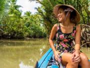 Vietnam Mekong Delta Boat Ride