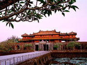 ngo mon gate imperial city vietnam