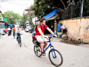 Hanoi City Tour by Rickshaw with Market Visit and Cooking Class (6)