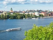 Stockholm Canal Cruise