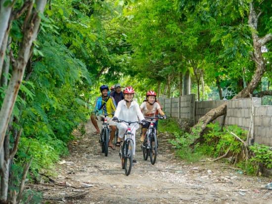 サイクリングの様子3