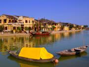 Hoi An Ancient Town Vietnam Thu Bon River