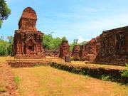 Vietnam my son tour from hoi an