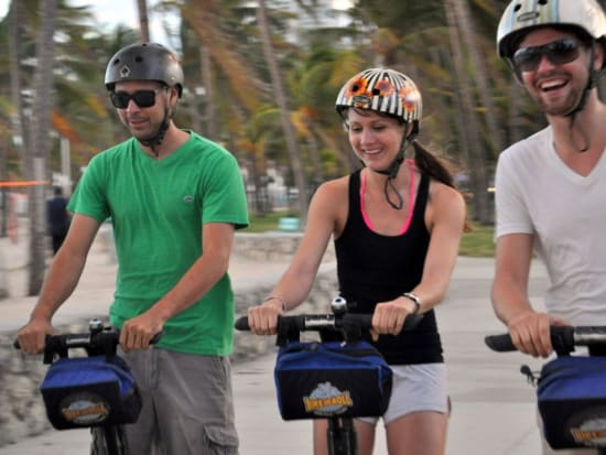USA_Miami_Art Deco Segway Tour_tourists