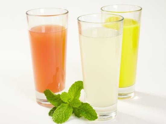 breakfast juices
