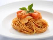 spaghetti alla checca