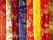 Shanghai Chinese silk