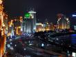 Shanghai The Bund city skyline