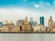 The Bund historical buildings
