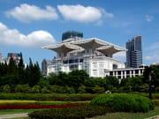 Shanghai Urban Planning Exhibition Hall (1)