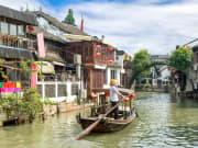 Zhujiajiao Water Village_shutterstock_461564386