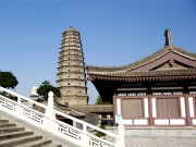 Famen Temple_shutterstock_17014630
