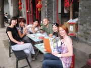 Beijing tour by bike