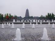 Xian_Big Wild Goose Pagoda (1)