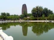 Xian_Big Wild Goose Pagoda (3)