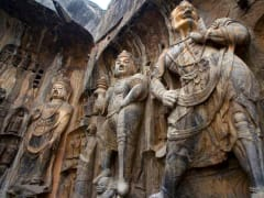 Luoyang_Long Men Grottoes (2)
