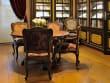 Casa de La Seda's library
