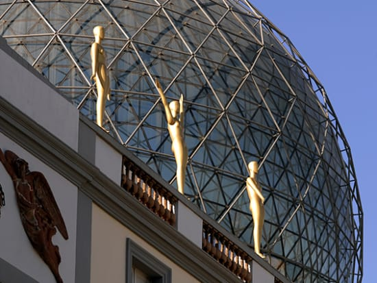 Skip-the-Line Dali Theater-Museum Tour via AVE High-Speed Train from  Barcelona Instant Confirmation