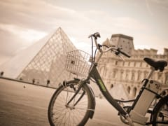 Paris, Bike, Biking