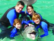 USA_Florida_Miami Seaquarium Dolphin Encounter