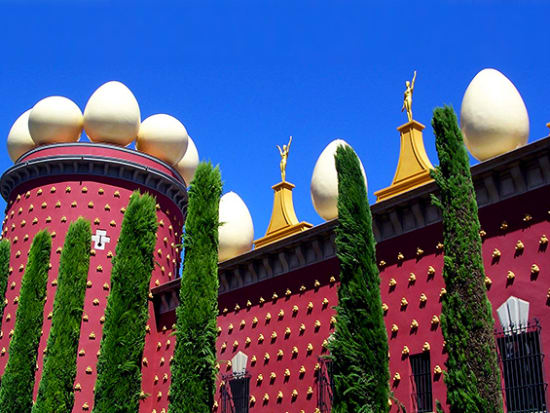 Teatro Museo Dali.Skip The Line Dali Theater Museum Tour Via Ave High Speed Train From