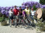 Explore Tuscan countryside by bike