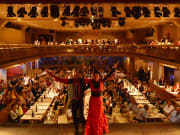Spain, Barcelona, Flamenco Dance and Dinner