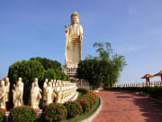 Fo Guang Shan Buddhist Monastery statues of buddha