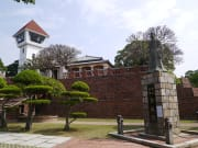 Anping Fort and Tree House Taiwan