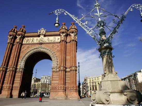 Arch of Triumph Montjuic