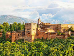 fortress of alhambra
