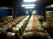 Authentic Tuscan wine barrels