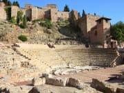 Alcassaba de Malaga