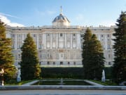 Madrid Royal Palace & Guided Visit