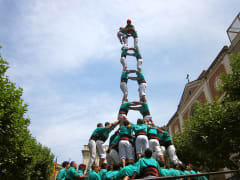 Barcelona Vineyards Tour and Human Tower Tradition (2)