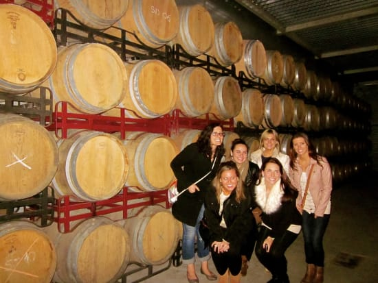 Barcelona Vineyards Tour and Human Tower Tradition (1)