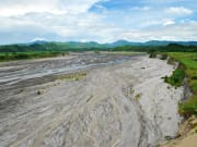 lahar deposits after mt pinatubo eruption