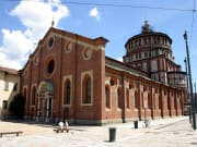 The Basilica of Santa Maria Delle Grazie