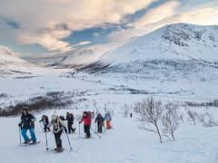 Tromso Safari Snowshoe Tour