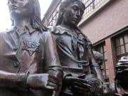 Kindertransport Memorial, Berlin, Frank Meisler
