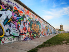 Berlin Wall, street art, germany
