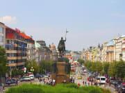 Czech Republic_Prague_Wenceslas Square